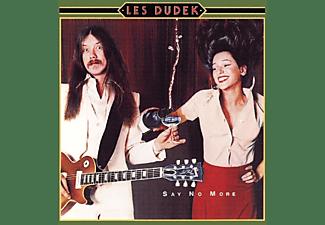 Les Dudek - Say No More  - (CD)