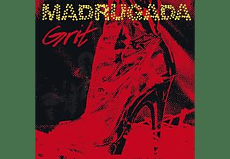 Madrugada - Grit  - (CD)