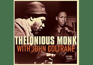 Thelonious Monk With John Coltrane - With John Coltrane  - (Vinyl)