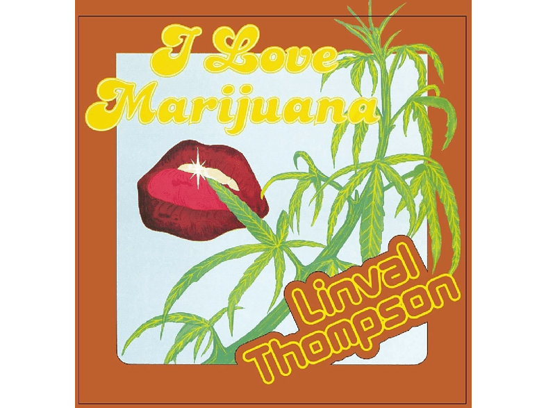 Linval Thompson - I Love Marijuana [Vinyl]