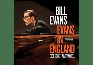 Bill Evans - Evans In England  - (CD)