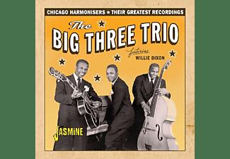 The Big Three Trio, Willie (Dee) Dixon - Greatest Recordings  - (CD)