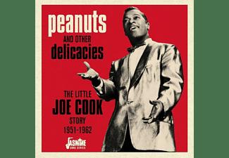 Joe Little Cook - Peanuts  - (CD)