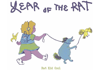 Rat Kid Cool - Year Of The Rat  - (CD)