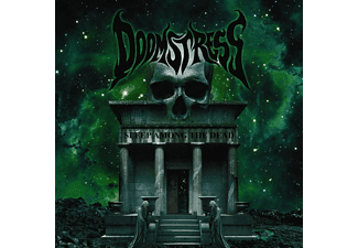 Doomstress - Sleep Among The Dead  - (CD)