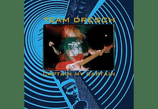 Team Dresch - Captain My Captain  - (CD)