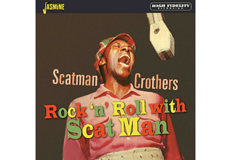 Scatman Crothers - Rock'N Roll With Scat Man  - (CD)