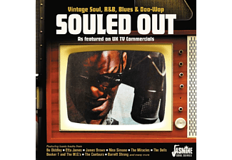 VARIOUS - Souled Out  - (CD)