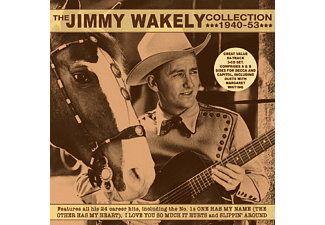 Jimmy Wakely - THE HITS COLLECTION 1940-1953  - (CD)