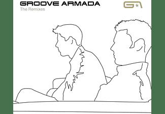 Groove Armada - The Remixes  - (CD)