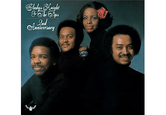 Gladys Knight & The Pips - 2nd Anniversary  - (CD)