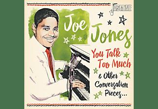 Joe Jones - You Talk Too Much  - (CD)