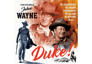 VARIOUS - Duke (The Films Of John Wayne)  - (CD)