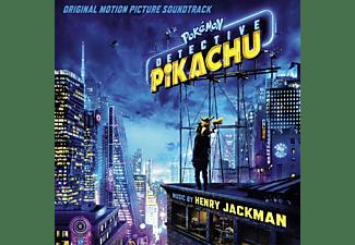 VARIOUS - Pokemon Detective Pikachu  - (Vinyl)