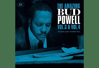 Bud Powell - The Amazing Bud Powell Vol.3 & 4  - (Vinyl)