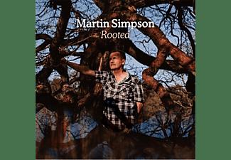 Martin Simpson - Rooted  - (Vinyl)