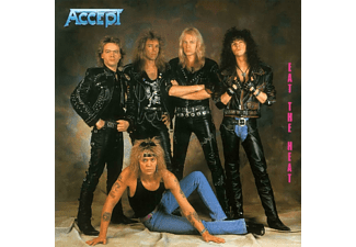 Accept - Eat The Heat  - (Vinyl)