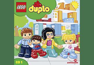 VARIOUS - LEGO Duplo CD 1  - (CD)