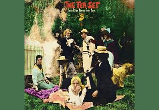 The Tea Set - BACK IN TIME FOR TEA  - (CD)