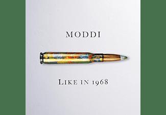 Moddi - Like In 1968  - (CD)