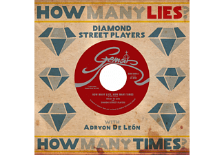 Diamond Street Players - HOW MANY LIES,HOW.. (7INCH)  - (Vinyl)