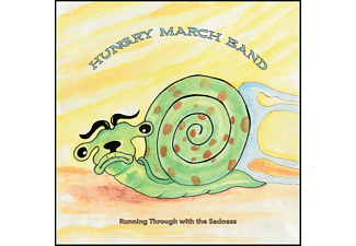 Hungry March Band - RUNNING THROUGH WITH THE SADNESS  - (CD)