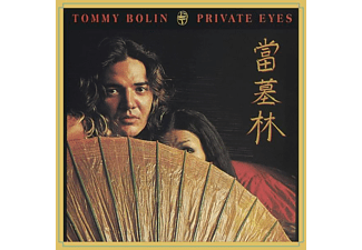 Tommy Bolin - PRIVATE EYES  - (CD)
