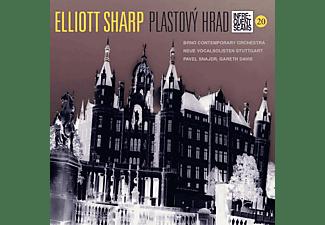 Elliott Sharp, BRNO Contemporary Orchestra - PLASTOVY HRAD  - (CD)