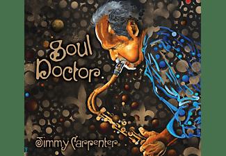 Jimmy Carpenter - SOUL DOCTOR  - (CD)