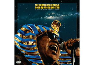 Barrence -soul Whitfield - SONGS FROM THE SUN RA COSMOS  - (CD)