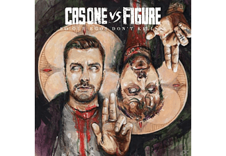 Cas One Vs Figure - SO OUR EGOS DON'T KILL US  - (CD)