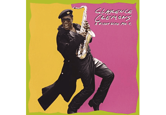 Clarence Clemons - A NIGHT WITH MR. C  - (CD)