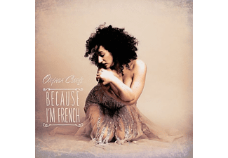 Oriana Curls - BECAUSE I M FRENCH  - (CD)