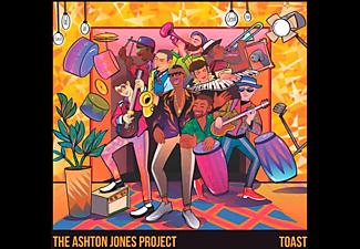 Ashton Jones Project - TOAST  - (CD)