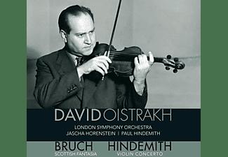 Bruch, Hindemith - SCOTTISH FANTASIA, OP.46 And VIOLIN CONCERTO (1939)  - (Vinyl)