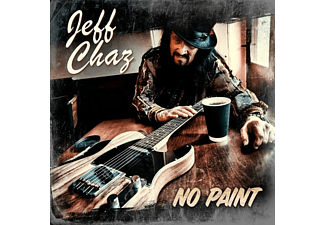Jeff Chaz - NO PAINT  - (CD)