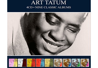 Art Tatum - NINE CLASSIC ALBUMS  - (CD)