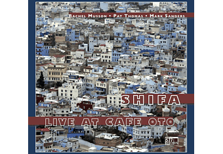 Shifa - LIVE AT CAFE OTO  - (EP (analog))