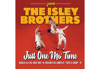 The Isley Brothers - JUST ONE MO' TIME  - (CD)