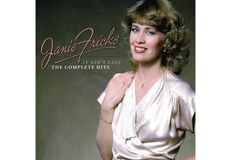 Janie Fricke - It Ain't Easy-The Complete Hits  - (CD)