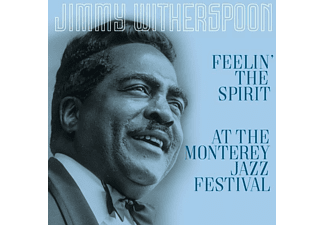 Jimmy Witherspoon - FEELIN' THE SPIRIT/AT..  - (Vinyl)