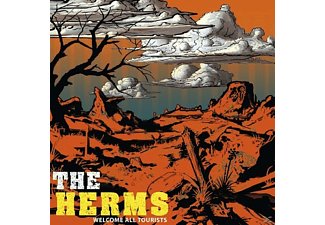 The Herms - WELCOME ALL TOURISTS  - (Vinyl)