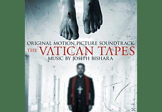 O.S.T. - VATICAN TAPES  - (CD)