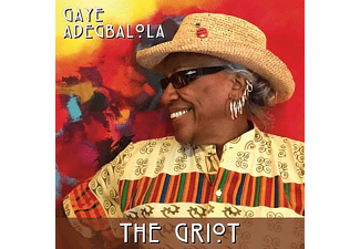 Gaye Adegbalola - THE GRIOT  - (CD)