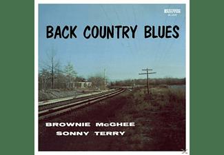 Brownie McGhee - BACK COUNTRY BLUES -1947-55 SAVOY RECORDINGS  - (CD)