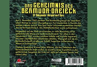 P.Bars - Das Geheimnis des Bermuda Dreieck  - (CD)