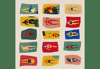 Varsity - PARALLEL PERSON  - (Vinyl)