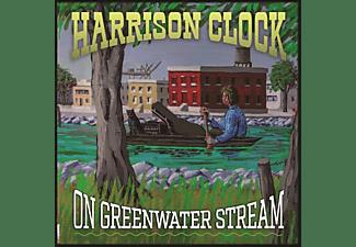 Harrison Clock - ON GREENWATER STREAM  - (Vinyl)