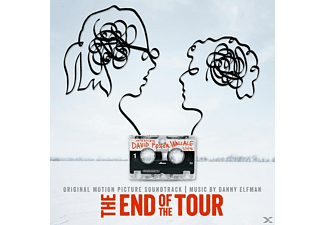 O.S.T. - END OF THE TOUR  - (CD)