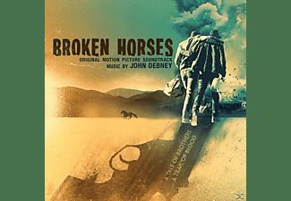 O.S.T. - BROKEN HORSES  - (CD)